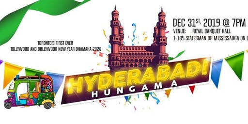 Hyderabadi Hungama - New Year Dhamaka 2020
