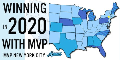 Winning in 2020 with Movement Voter Project! tickets