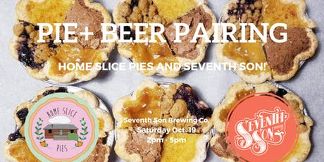 Pie + Beer Pairing tickets