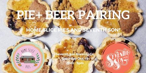 Pie + Beer Pairing