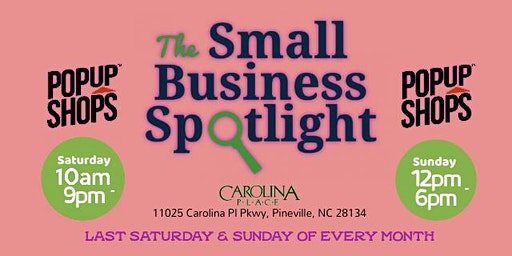 Small Business Spotlight: Pop-Up Shop