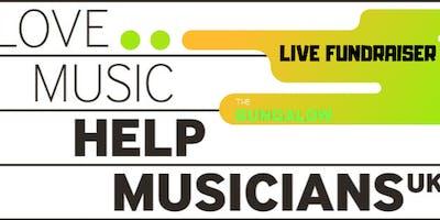 Renfrewshire Musicians Live for Help Musicians UK
