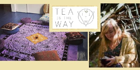Plant Spirit Meditation with Ania Gruca of Tea Is The Way
