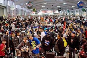 """""""The Greatest Sneaker Show on Earth"""" – Sneaker Con Kicks Off in London"""