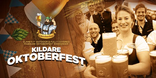 Kildare Oktoberfest | Opening Night, Oct 25th