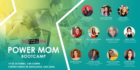 Power Mom Bootcamp tickets
