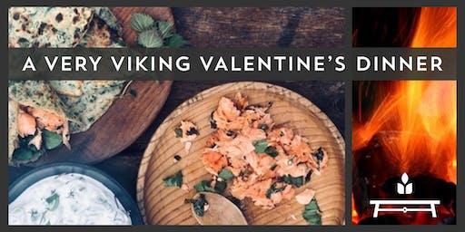 A Very Viking Valentine's Dinner