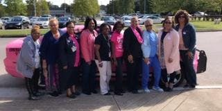 "Breast Cancer Awareness Event ""We Can Beat It"""