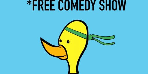 Free Stand-up and Improv Comedy