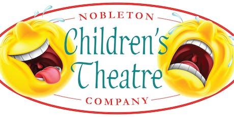 """A Very Scary Nobleton Christmas"" tickets"