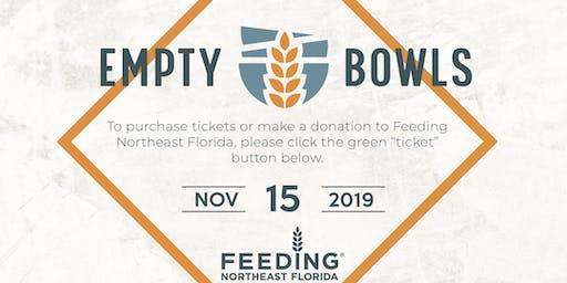 Empty Bowls 2019