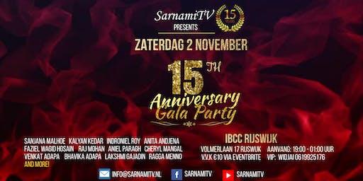 SarnamiTV 15th Anniversary Gala Party