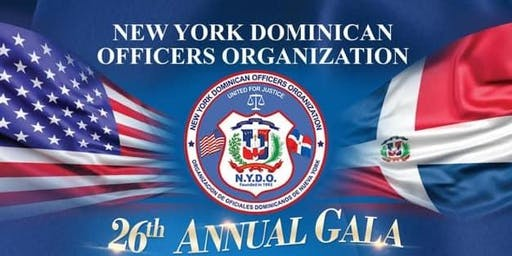 NYPD Guardian Member Tickets to NY Dominican Officers Dinner Dance