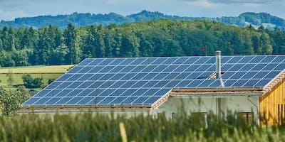 Energieabend - Photovoltaikanlagen & Batteriespeicher