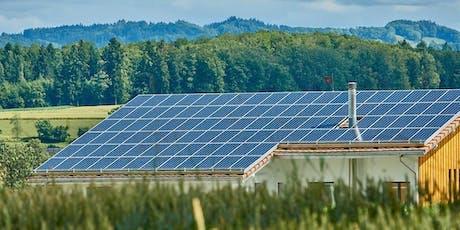 Energieabend - Photovoltaikanlagen & Batteriespeicher Tickets