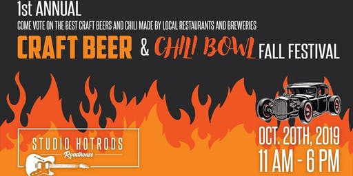 Craft Beer & Chili Bowl