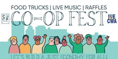 CO-OP Fest 2019 tickets