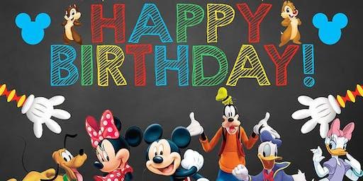 Happy Birthday Baby Celebration