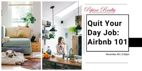 Quit Your Day Job: Airbnb 101 tickets