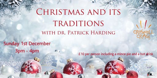 Christmas and its Traditions with Dr Patrick Harding