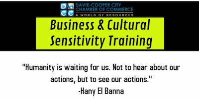 Business and Cultural Sensitivity Training