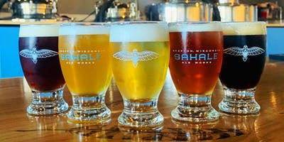 Wisconsin Cheese & Sahale Ale Works Beer Pairing