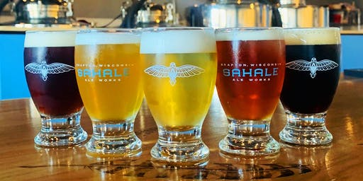 Wisconsin Cheese & Sahale Ale Works Beer Pairing