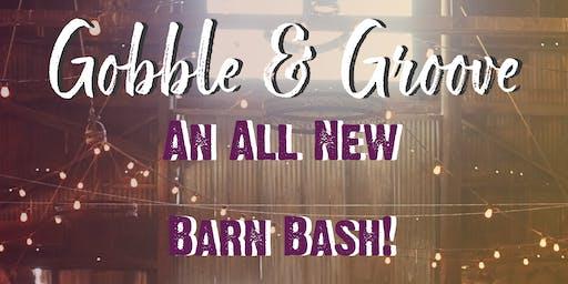 Gobble & Groove Barn Bash 2019