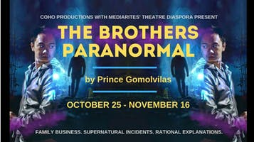 """""""The Brothers Paranormal"""""""