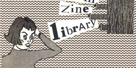 Norwich Millennium Library Zine Fair 2019 tickets