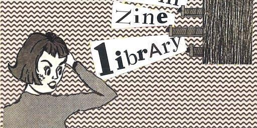 Norwich Millennium Library Zine Fair 2019