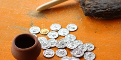 Archäologie zum Mitmachen - 2. Bürgeler Grabungscamp für Kinder