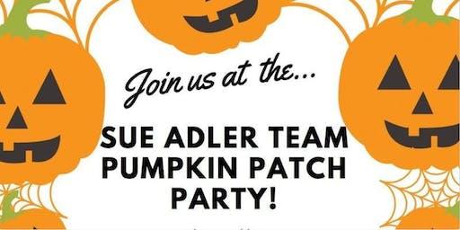 Sue Adler Team VIP Client Appreciation Pumpkin Patch Event