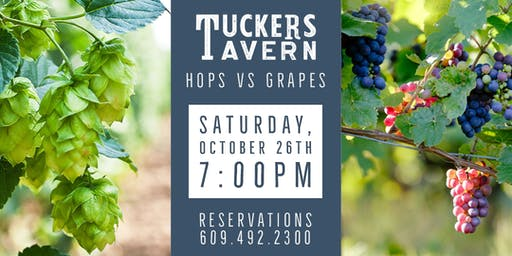 Hops Vs. Grapes