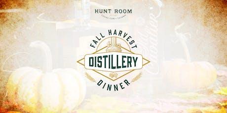 Fall Harvest Distillery Dinner ft. Tarnished Truth tickets