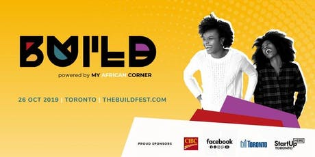 BUILDFest by My African Corner tickets
