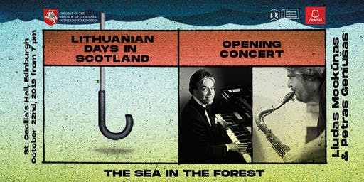 Lithuanian Days in Scotland: Opening Concert