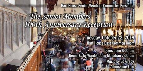 Senior Members Reception 2019 tickets
