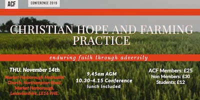 ACF Conference 2019