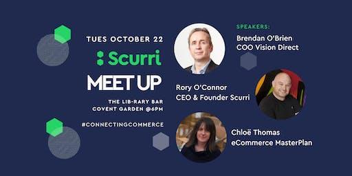 Scurri presents: The Autumn London Meet Up