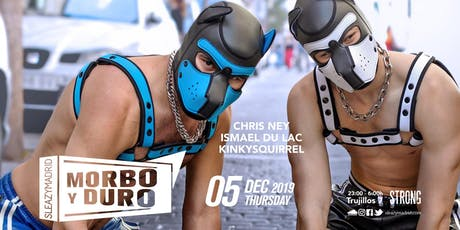 MORBO y DURO (SleazyMadrid Winter 2019) tickets