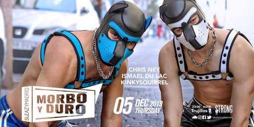 MORBO y DURO (SleazyMadrid Winter 2019)