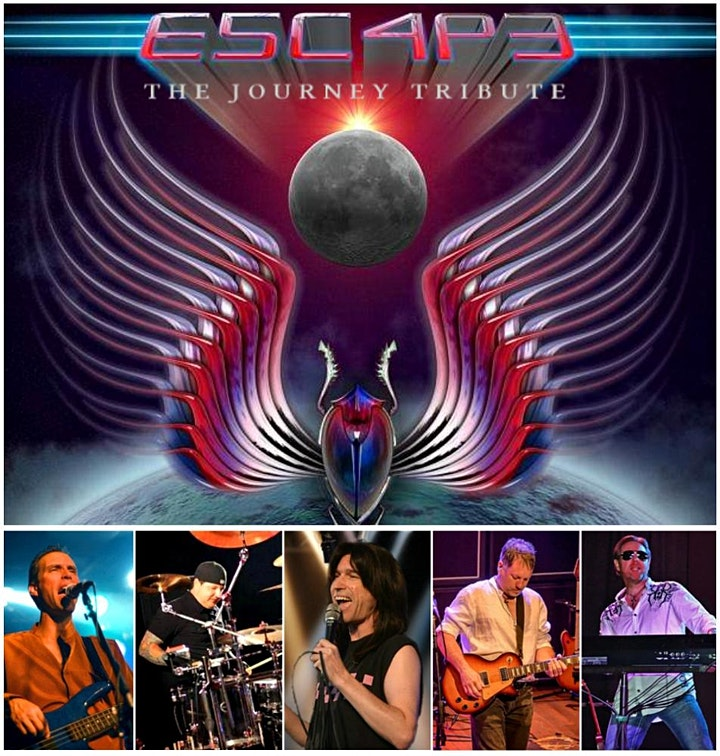 Escape The Journey Tribute Band Tickets The Theater At North Scranton Pa April 10th 2021 The Theater At North
