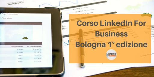 Corso LinkedIn for Business - Firenze