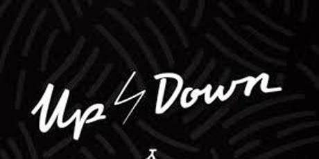 Up&Down Thursday 10/17 tickets