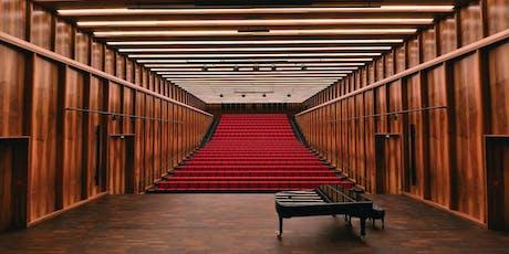 Acústica en la arquitectura actual tickets