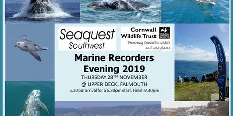 Marine Recorders Evening 2019 tickets