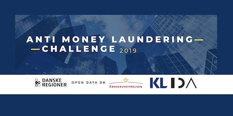AML Challenge 2019: Workshop København tickets