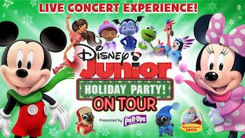 """Disney Junior Holiday Party!"""