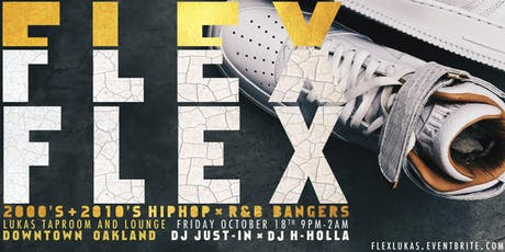 Flex @ Lukas Taproom and Lounge tickets